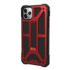 Urban Armor Gear Monarch Case For Apple iPhone 11 Pro - Crimson And Black