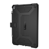 Urban Armor Gear Metropolis Folio Wallet Case For Apple iPad 10.2 7th Gen - Black