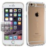 Speck Products CandyShell Case for iPhone 6 Plus/6S Plus - Retail Packaging-Clear/Clear