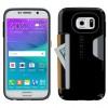 Speck Samsung Galaxy S6 Candyshell Card Black/Slate Grey