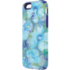 Speck iPhone 6/6s CandyShell Inked Aqua Floral Blue/UltraViolet Purple
