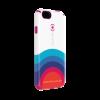 Speck iPhone 6 Plus/6s Plus Candyshell Inked Johnathan Adler Sunrise/Lipstick Glossy
