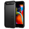 Spigen iPhone SE (2020)/iPhone 8/7 Slim Armor Black