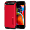 Spigen iPhone SE (2020)/iPhone 8/7 Slim Armor Red
