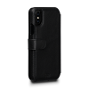 Sena iPhone X/Xs Walletbook Classic Black