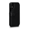 Sena iPhone XR Walletbook Classic Black