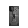 Urban Armor Gear Plasma Case For iPhone 12 mini - Ice And Black