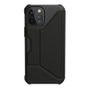 Urban Armor Gear Metropolis Folio Wallet Case For iPhone 12 Pro Max - Black