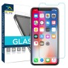 Tech Armor Aluminosillicate Glass for Apple iPhone X (iPhone 10) - 1-pack
