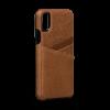 Sena Bence Lugano Wallet Saddle iPhone X