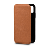 Sena Bence WalletBook Saddle iPhone X