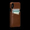 Sena Deen iPhone Xs Max Lugano Wallet Saddle