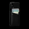 Sena Deen iPhone X/Xs Lugano Wallet Black