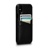 Sena Deen iPhone Xs Max Lugano Wallet Black