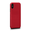 Sena Kyla iPhone Xs Max LeatherSkin Red