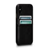 Sena Kyla iPhone XR SnapOn Wallet Black