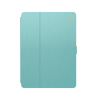 Speck iPad 9.7-Inch (2017)/6th Gen, 9.7-Inch iPad Pro, iPad Air 2/Air  Balance Folio - Surf Teal/Mykonos Blue/Cantaloupe Orange