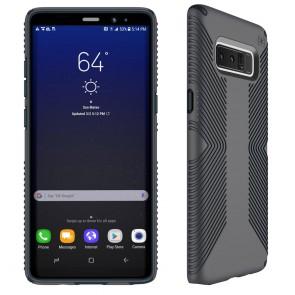 Speck Samsung Galaxy Note 8 Presidio Grip - Graphite Grey/Charcoal Grey