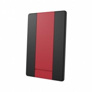 Speck UNIVERSAL GRABTAB (BLACK/HEARTRATE RED)