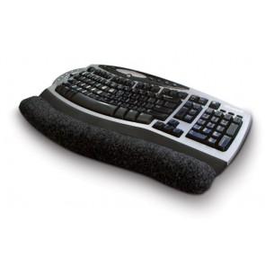 HandStands Beaded Keyboard Wrist Rest Black