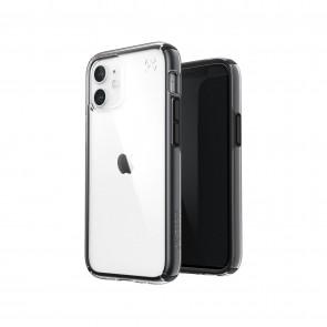 Speck iPhone 12 mini PRESIDIO PERFECT-CLEAR GEO - CLEAR/BLACK