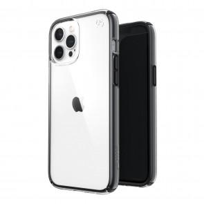 Speck iPhone 12 Pro Max PRESIDIO PERFECT-CLEAR GEO - CLEAR/BLACK