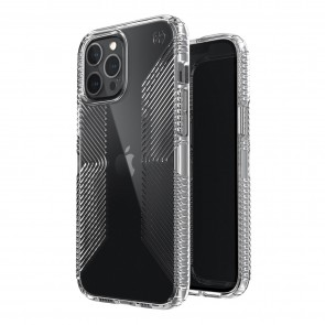 Speck iPhone 12 Pro Max PRESIDIO PERFECT-CLEAR GRIP - CLEAR/CLEAR