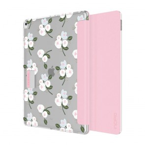 Incipio Design Series - Folio for iPad Pro 12.9 -Cool Blossom (BackwardsCompatible)