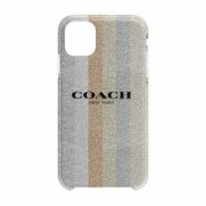 Coach Protective Case for iPhone 11 - Glitter Americana Neutral Silver Glitter/Gold Glitter/Rose Gold Glitter/Multi