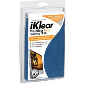 iKlear Microfiber Cloth, Terry (iK-MKK)