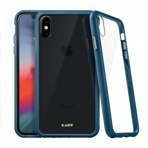 Laut ACCENTS TEMPERED GLASS iPhone X/Xs DARK TEAL