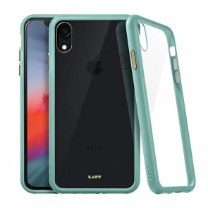 Laut ACCENTS TEMPERED GLASS iPhone XR MINT