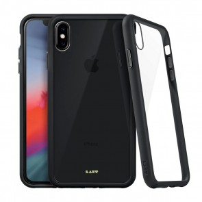 Laut ACCENTS TEMPERED GLASS iPhone Xs Max BLACK