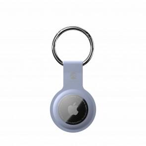 SwitchEasy AirTag Skin Silicone Keychain Lilac