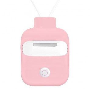 SwitchEasy ColorBuddy for AirPods 1&2 generation charging case,BaBy Pink