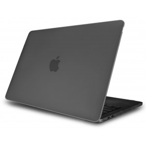 SwitchEasy Nude Case for Macbook Pro 16-in (2019) Transparent Black