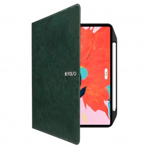 SwitchEasy CoverBuddy Folio Lite for iPad Pro 12.9-in (2020), Army green