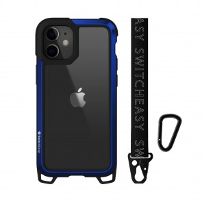 SwitchEasy Odyssey for iPhone 12 mini Navy Blue