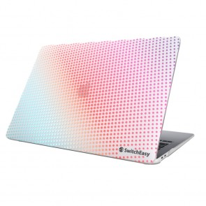 SwitchEasy Dots Protective Case for MacBook Air 13 Retina 2018-2020/M1 2020 Aurora