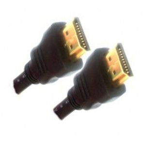 HDMI 1.4V Cable High Speed with Ethernet - Male to Male - 1 Meter / 3 Feet - Poly Bag Package