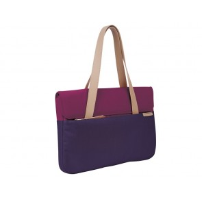 STM grace deluxe 13-in. laptop sleeve  dark purple