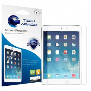Tech Armor HD Clear Screen Protector for Apple iPad NEW GEN 5 (SP-HD-APL-ID5-2)