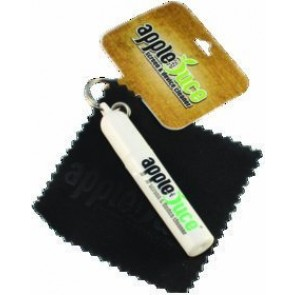appleJuce Screen & Device Cleaner Key Chain