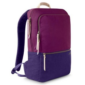 STM grace pack - fits up to 15-in. laptop dark purple