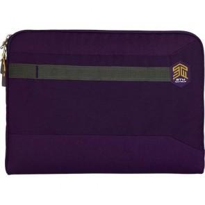 """STM summary 15"""" laptop sleeve royal purple"""