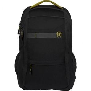 """STM trilogy backpack - fits up to 16"""" laptop black"""