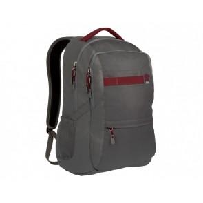 "STM trilogy backpack - fits up to 16"" laptop granite grey"