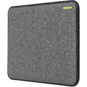 Incase ICON Sleeve with TENSAERLITE for MacBook 12 in Heather Gray / Black
