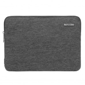 Incase Slim Sleeve for MacBook 12 in Heather Black