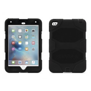 Griffin Survivor All Terrain Tablet for iPad mini 4 in Black/Black/Black